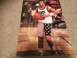 Luke Perry Jason Priestley teen magazine poster clipping MTV home court Bop