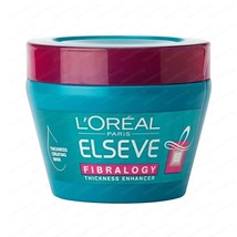L'oreal Elseve Fibralogy Thickness Enhancer Hair Mask Conditioner  - $10.38