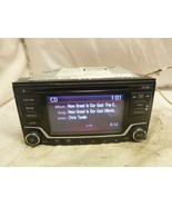 14 15 16 Nissan Sentra Radio Cd XM Bluetooth Player 28185-9MB0A VCG41 - $63.76
