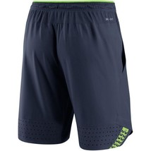 Nike Dri-FIT Seattle Seahawks 2017 Dry Vapor Player Shorts Size XXL - $49.50