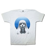 Lady Gaga-Gazing Ball Tour-X-Large White T-shirt - $18.37
