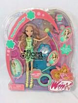 Mattel Winx Club Flora Singsational Doll  - $121.54