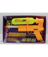 Vintage Larami Super Soaker 30 Water Pistol 1990 New In Package Sealed R... - $110.00