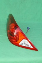 06-09 Pontiac G6 Convertible Rear Taillight Lamp Driver Left LH image 2