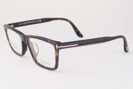 Tom Ford 5407 052 Dark Havana Asian Fitting Eyeglasses TF5407 052 - $175.42