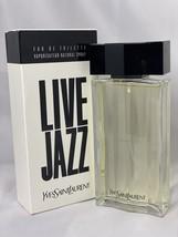 Live Jazz 3.3fl.oz Eau De Toilette Spray for Men by Yves Saint Laurent   - $179.92