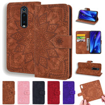 For Xiaomi 9 8 Lite Redmi 6 Pro Note 7 k20 Wallet Leather Stand Case Flip Cover - $62.45