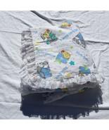 """Baby Bugs Bunny Tweety Bird Handmade Crib Blanket Comforter 41"""" x 51"""" - $24.18"""
