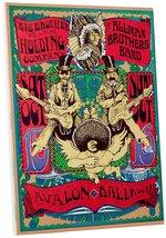 "Pingo World 1222PEFG70M ""Radio Days 'Big Brother Avalon Ballroom'"" Galle... - $43.51"