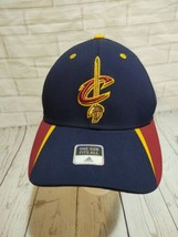Cleveland Cavaliers Nba Snap Back Hat Adidas Os - $24.18