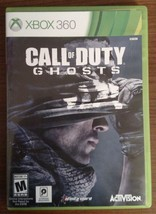 Call of Duty - Ghosts - XBox 360 - Fast Shipping - $3.95