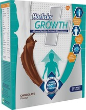 Horlicks Growth Plus Advanced Nutrition Drink for Kids Growth & Developm... - $17.99