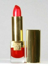 Estee Lauder Pure Color Vivid Shine Lipstick Poppy Love 0.13 Oz *** No B... - $24.74