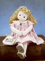 Green Tree Musical Doll of the Month February Doll - $35.00