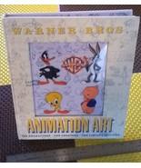 Warner Bros. Animation Art by Beck & Friedwald (1997 Limited Edition Har... - $45.77