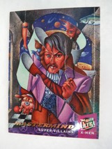 1994 Fleer Ultra X-Men Trading Card # 135 X-Men Super Villains Mastermind - $0.95