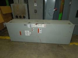 Cuter-Hammer JNDN1200 NEMA 12 Enclosure w/ 1200A 3p 600V Max Breaker Included - $4,400.00