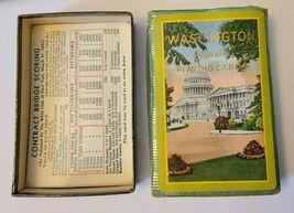 Washington D.C. Deck of Bridge Playing Cards   (#017) image 3