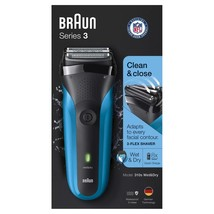 Braun Series 3 Men's Rechargeable Wet & Dry Electric Shaver - $48.99