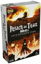 Attack On Titan Deck Building Card Game - $33.51