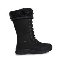 UGG ADIRONDACK TALL III LEOPARD BLACK WATERPROOF WOMEN`S BOOTS SIZE US 8... - $282.14