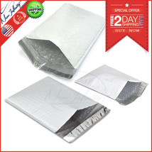 Poly Bubble Mailer Padded Envelope Shipping Bag Self Sealing Pack Of 50 ... - $11.76