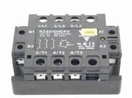 CARLO GAVAZZI RZ4010HDP0 SOLID STATE RELAY 10A, 400V