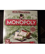 Monopoly Candy Game Milk Chocolate Belgian - $24.75