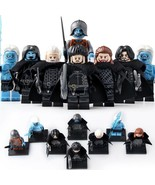 8pcs/set Game Of Thrones - Jon Snow Sam The White Walker Wights Minifigures - $14.95
