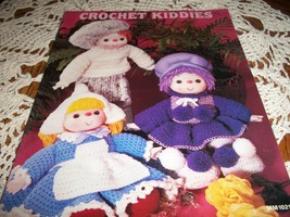 Crochet Kiddies MM1021 - $5.00