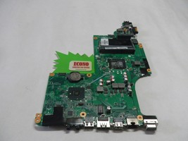HP DV6-3000 SERIES  lntel Motherboard  CPU i3-370M 637212-001 AS IS  - $4.94