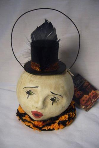Bethany Lowe Magic Moon Halloween Bucket