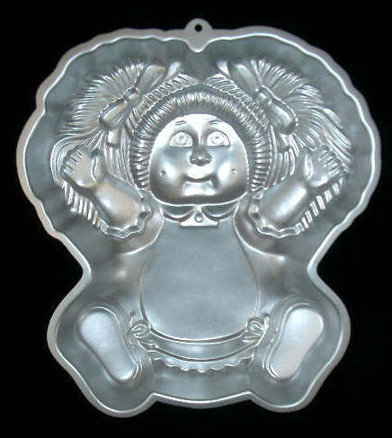 Primary image for Wilton Cake Pan Cabbage Patch Doll 2105-1984