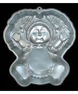 Wilton Cake Pan Cabbage Patch Doll 2105-1984 - $10.95