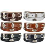 Bayside - Genuine Leather Italian Calfskin Designer Dress belt with Golf... - $39.95