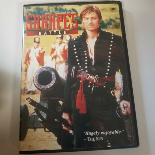 Primary image for Sharpe's Battle DVD Region 1 BFS Video Canada 1995 100 Minutes Preloved