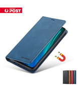 For Xiaomi Redmi Note 8 7 Pro Case Leather Magnetic Wallet case Flip Cover - $61.82