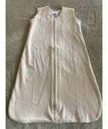 NEW HALO SleepSack Wearable Blanket Beige X-Small XS 0-3 Months - $13.08