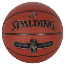 "Spalding NBA Platinum ZK Legacy Basketball Game Ball Size 7 / 29.5"" 76-017Z - $99.99"