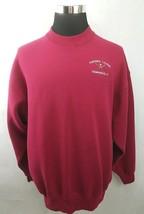 Vintage Fuehnes Tavern Damiansville Embroidered Logo Sweatshirt Men's Si... - $17.59