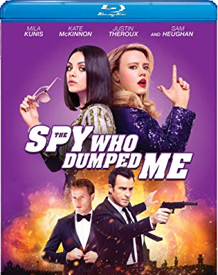 The Spy Who Dumped Me [Blu-ray+DVD] (2018)