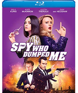 The Spy Who Dumped Me [Blu-ray+DVD] (2018) - $10.95