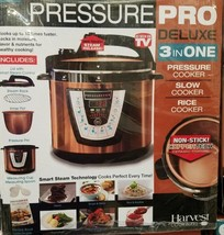 CopperTech Pressure Pro Deluxe Pressure Cooker  - $99.90