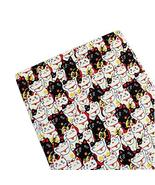 DRAGON SONIC Japanese Style DIY Fabric Cloth Material Lucky Cat Pattern ... - $14.20