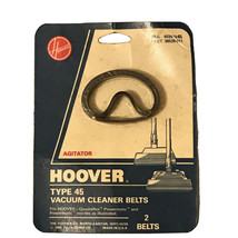 Hoover ~ Type 45 Vacuum Cleaner Belts 40201045 - $6.25
