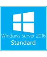 Microsoft Windows Server 2016 Standard Key & Download - $9.90