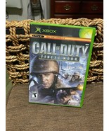 Call of Duty: Finest Hour (Microsoft Xbox, 2004) - $5.45