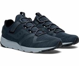 Saucony Grid 9000 MOD Men's Shoe Black/Dark Grey, Size 5 M - $55.43