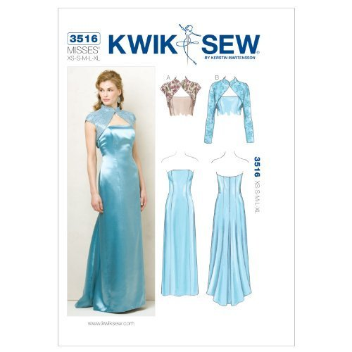 Kwik Sew 3516 Sewing Pattern 1 Listing