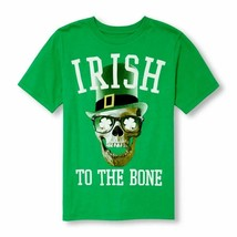 THE CHILDREN'S PLACE  IRISH TO THE BONE T-SHIRT L 10/12  ST PATRICK'S DA... - $9.79
